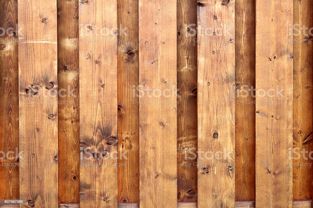 Hintergrund Holzwand stock photo