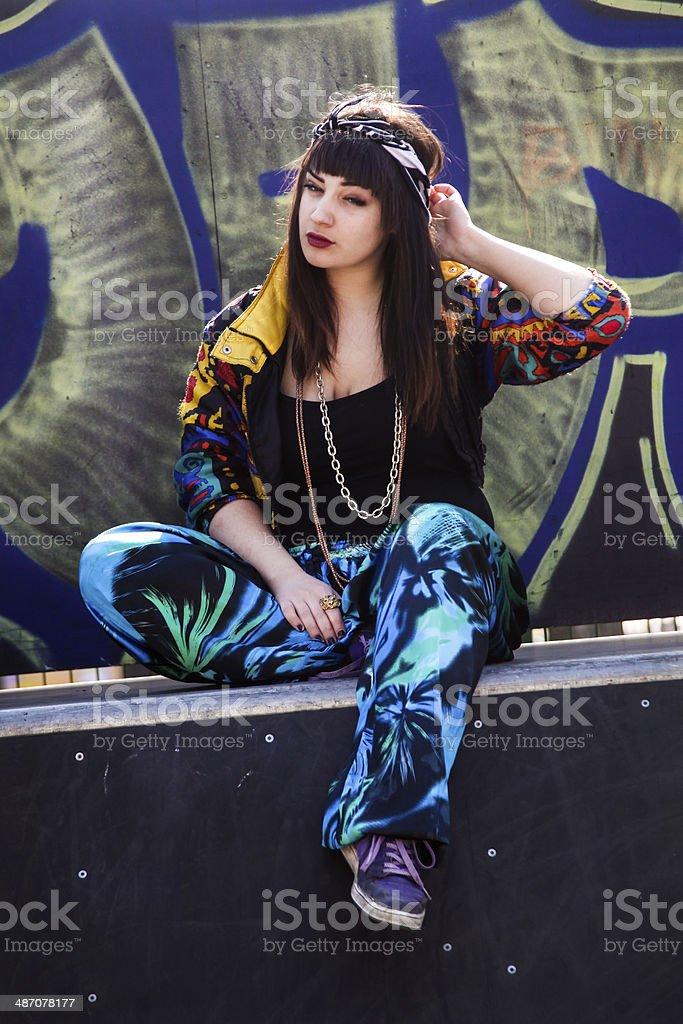 Hip hop stock photo