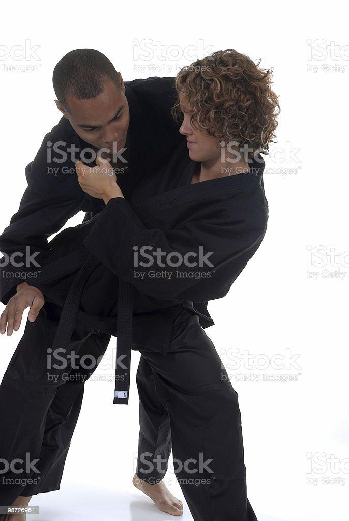 Hip throw royalty-free stock photo