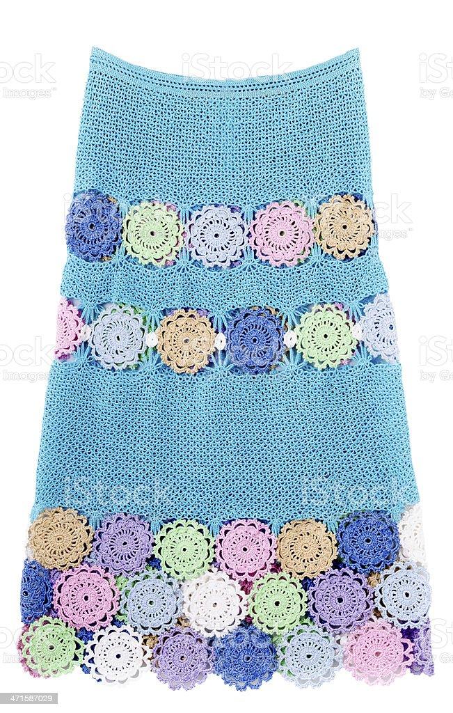 hippy skirt royalty-free stock photo
