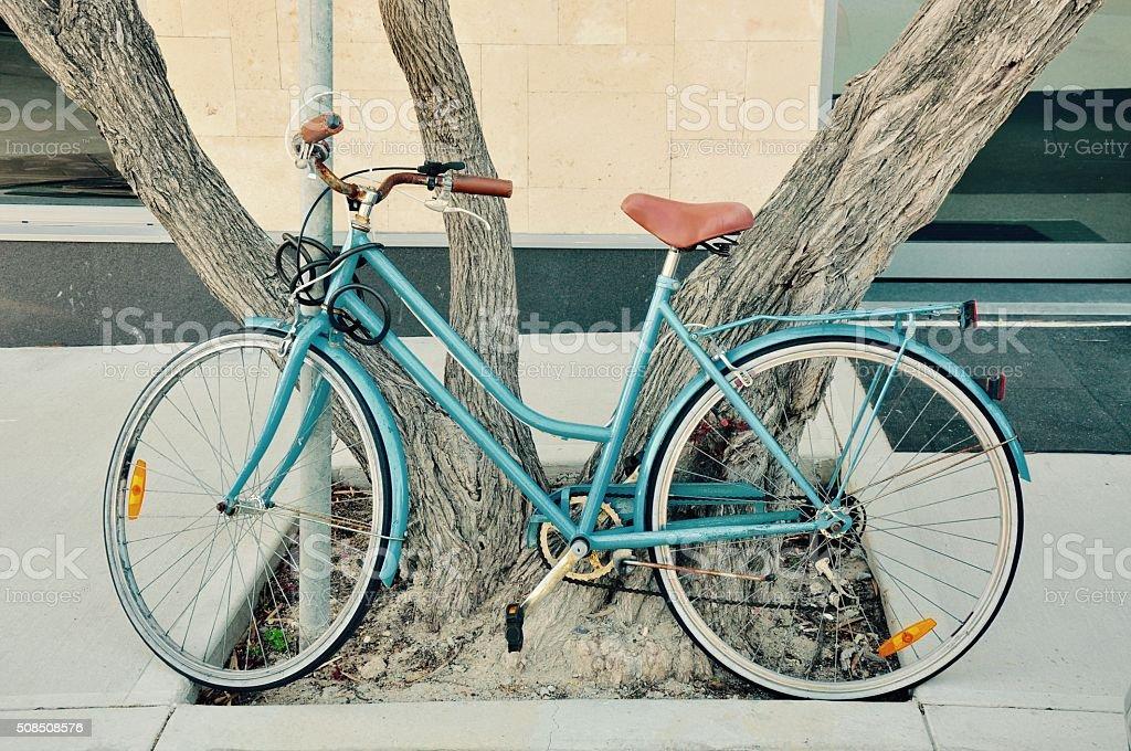 Hipster Transportation stock photo