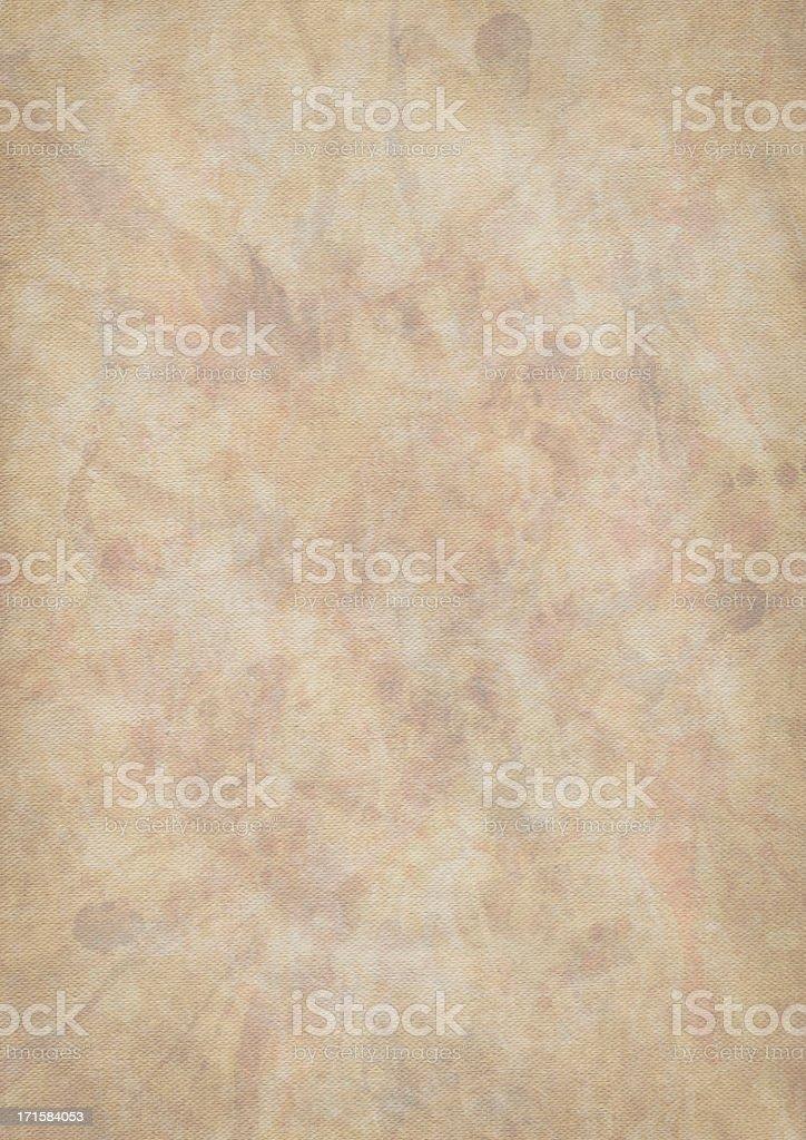 Hi-Res Artist's Acrylic Primed Cotton Canvas Mottled Vignette Grunge Texture stock photo