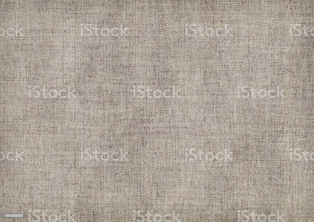 Hi-Res Artist's Linen Duck Canvas Crumpled Vignette Grunge Texture royalty-free stock photo