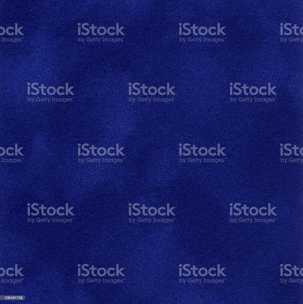 Hi-res blue velvet background stock photo