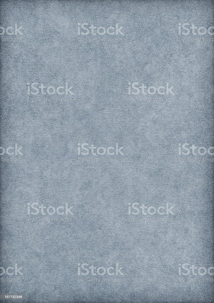 Hi-Res Powder Blue Striped Pastel Paper Mottled Vignette Grunge Texture stock photo