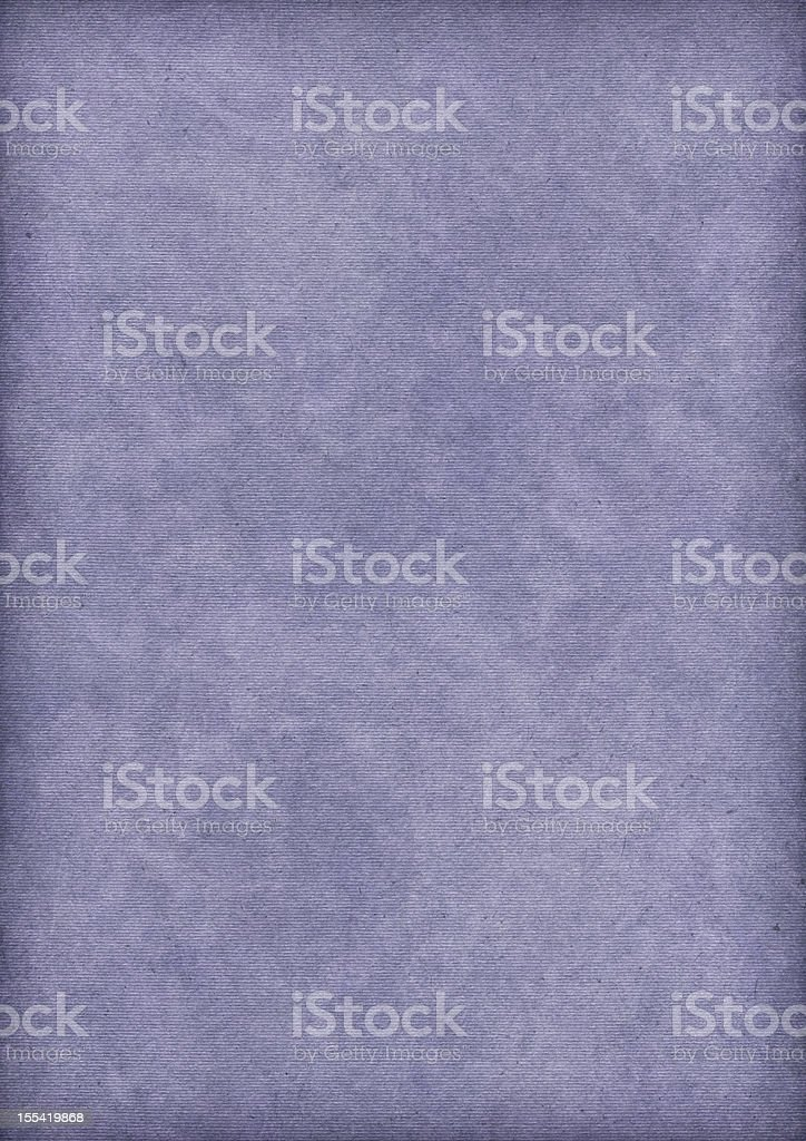 Hi-Res Purple Striped Pastel Paper Mottled Vignette Grunge Texture stock photo