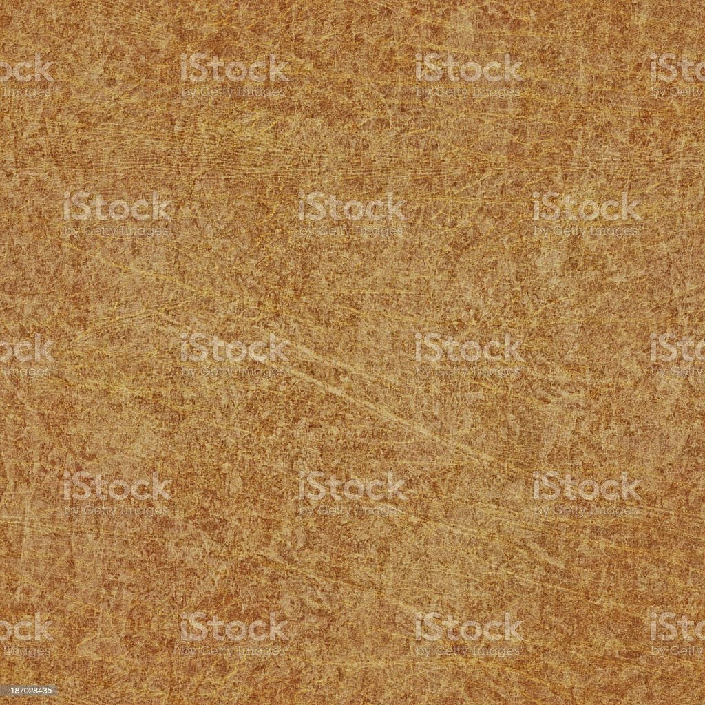 Hi-Res Seamless Animal Skin Parchment Grunge Texture royalty-free stock photo