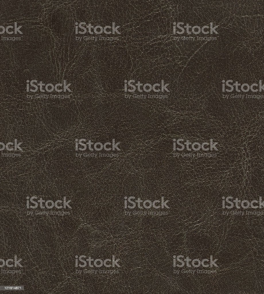 Hi-res seamless leather background royalty-free stock photo