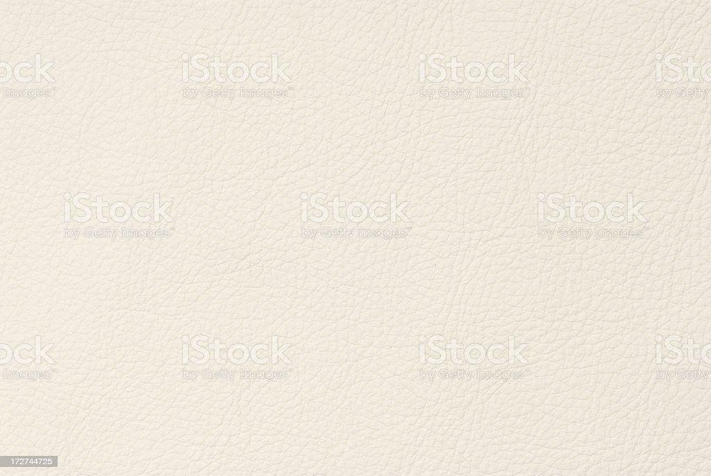 Hi-Res White Leather Image royalty-free stock photo