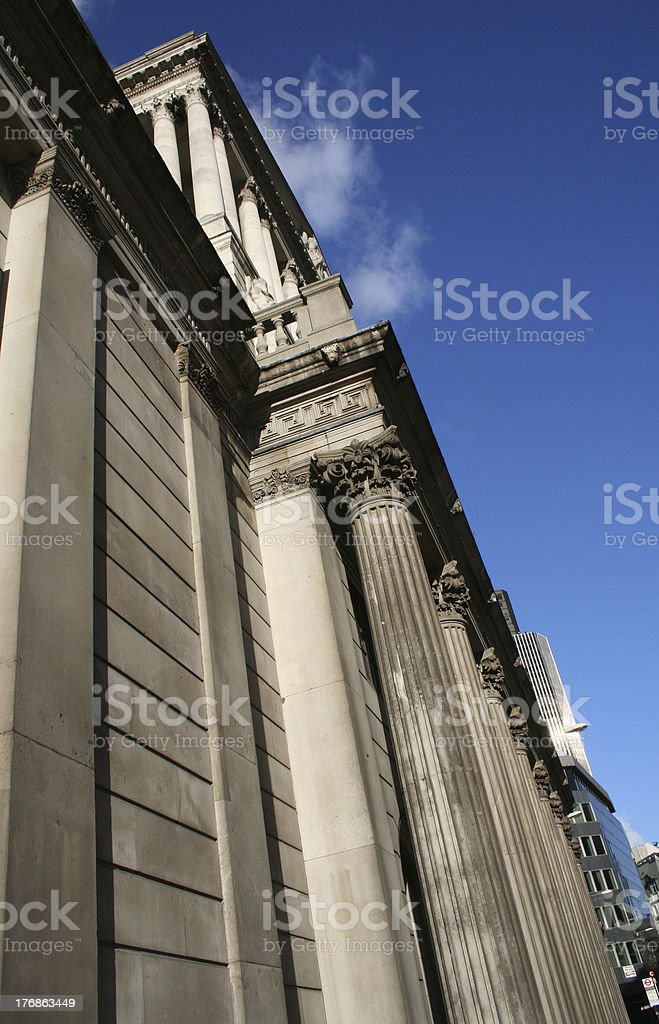 Historic Architecture 9b royalty-free stock photo