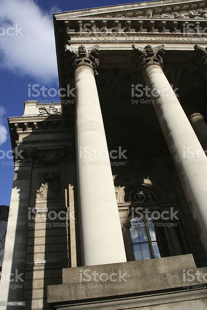 Historic Architecture royalty-free stock photo