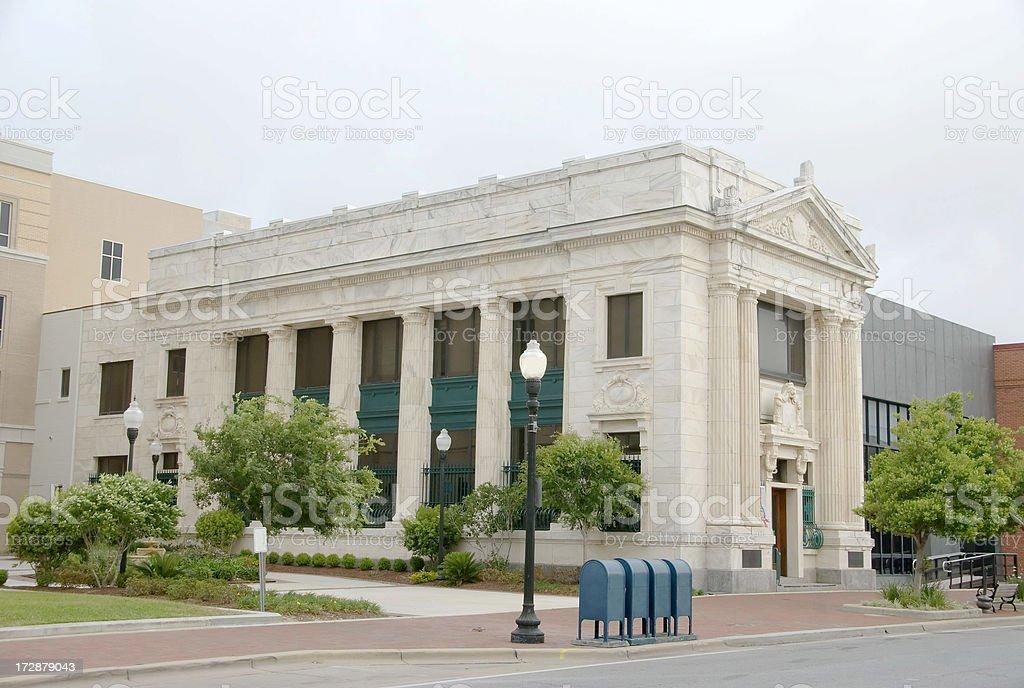Historic Building, Pensacola stock photo