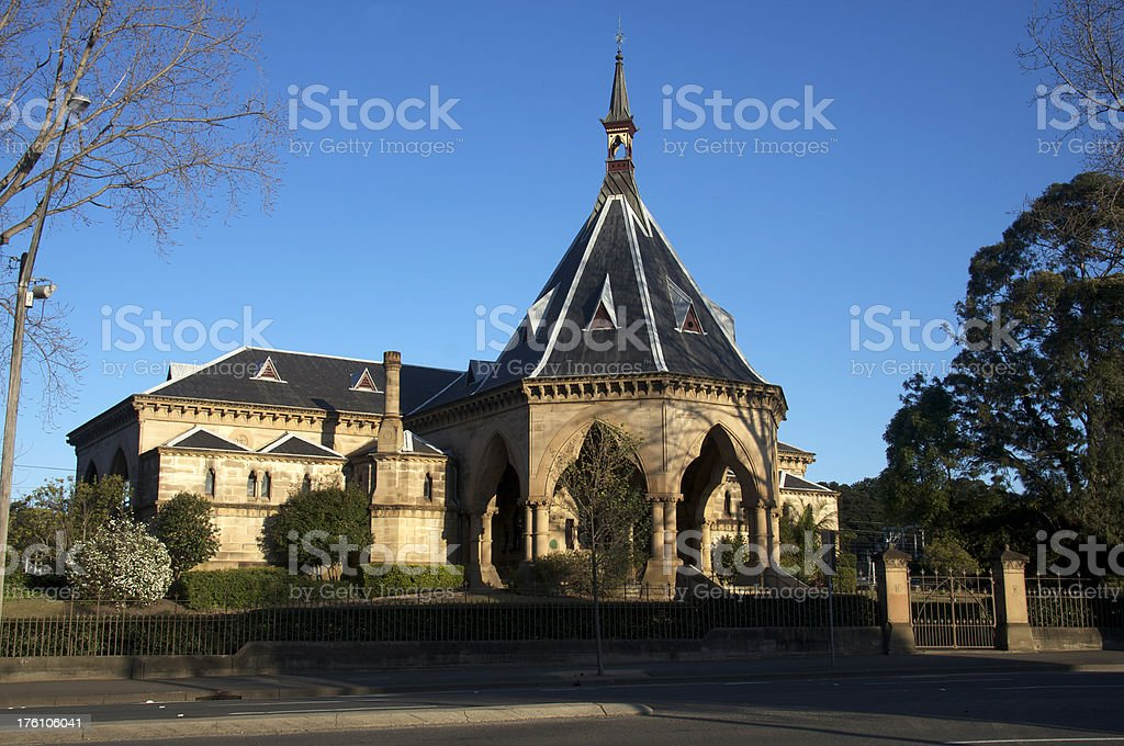 historic Buildings royalty-free stock photo