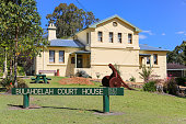 Historic Bulahdelah Court House