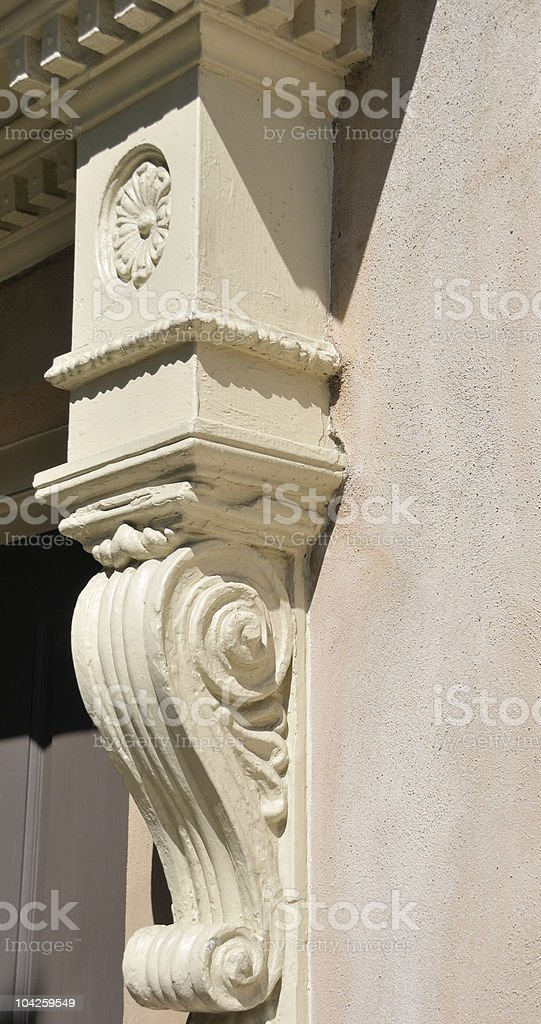 Historic Charleston, South Carolina stock photo