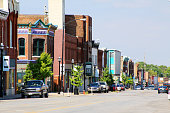 Historic Downtown Springfield Missouri
