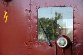 Historic Electric Locomotive