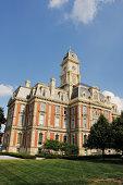 Historic Hamilton County Indiana Courthouse Building