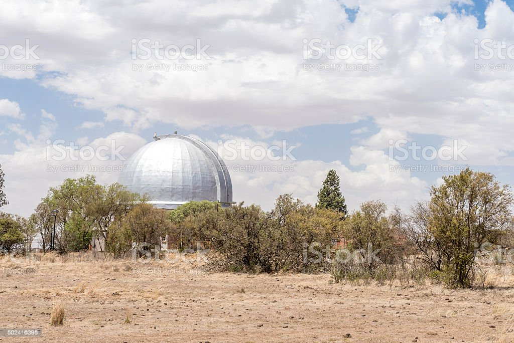 Historic Lamont–Hussey Observatory building stock photo