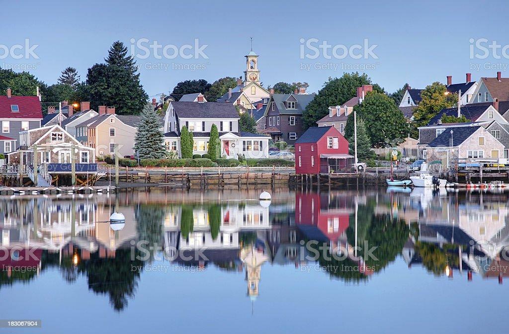 'Historic Portsmouth, New Hampshire' stock photo