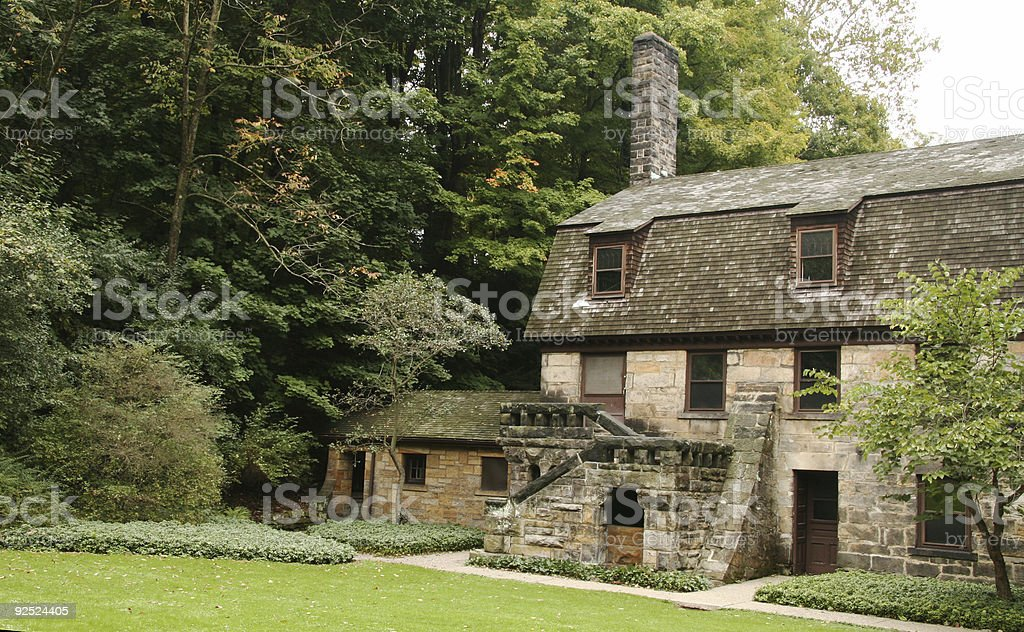 Historical Building - Youngstown, Ohio stock photo