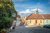 Historical center of Sighisoara, Romania