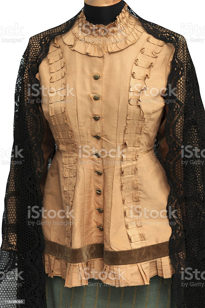 Historical Clothes royalty-free stock photo