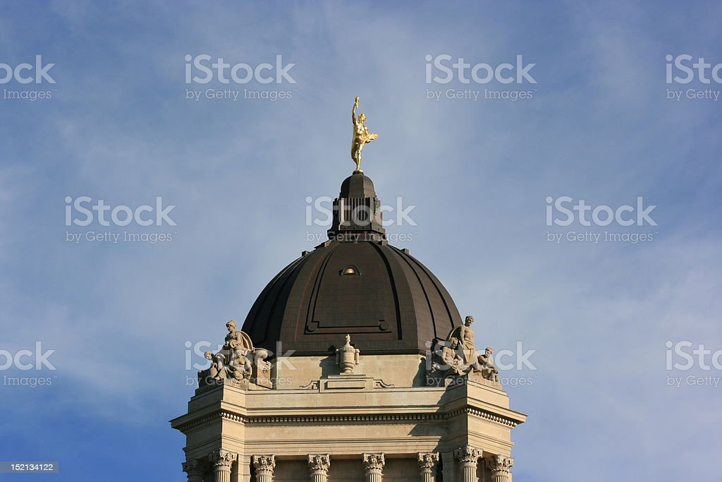 Historical Dome royalty-free stock photo