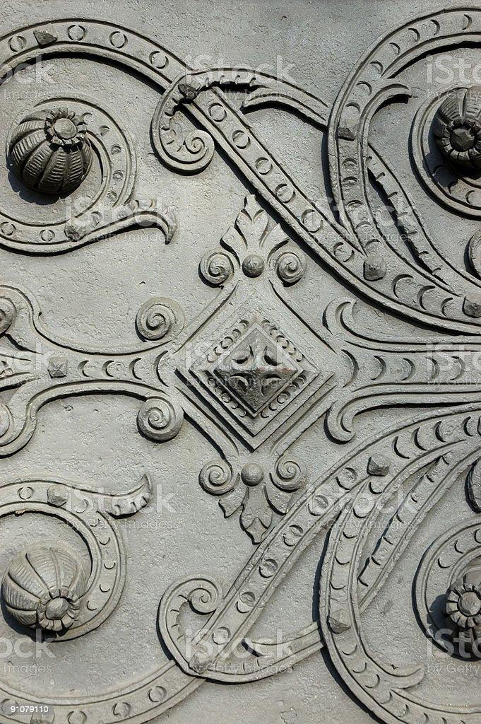 historical german iron background royalty-free stock photo