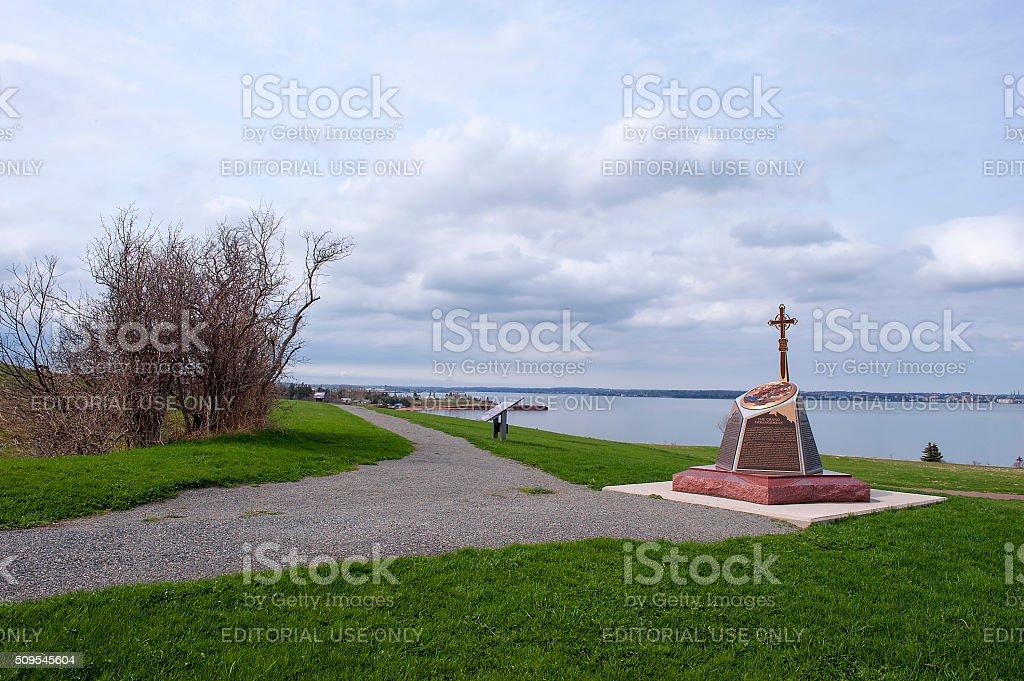 Historical Monument stock photo