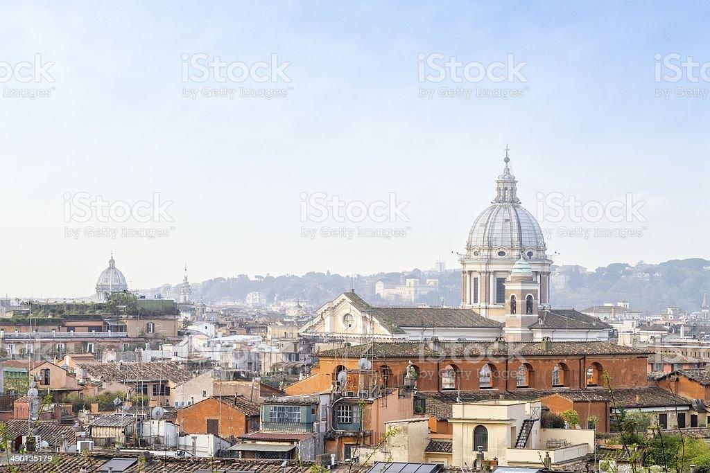 Das historische Rom Lizenzfreies stock-foto