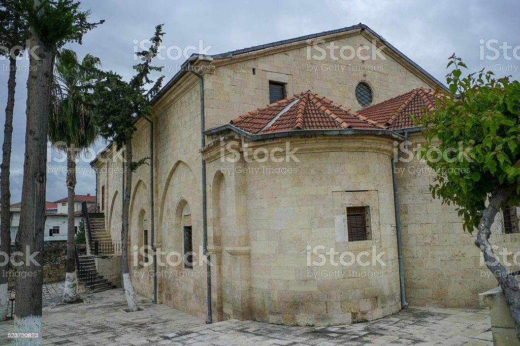 historical saint paul church at tarsus mersin turkey stock photo