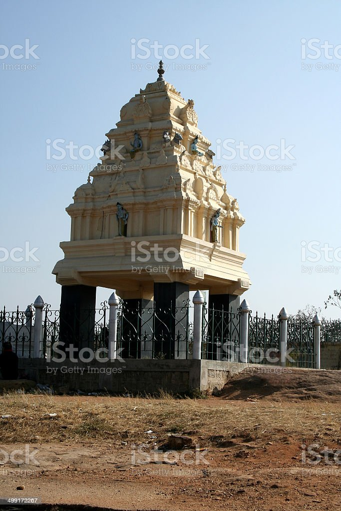 Historical Tower stock photo