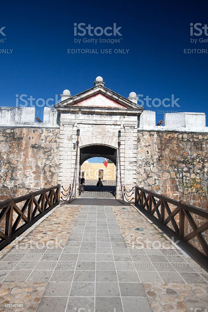 History Museum of Acapulco stock photo