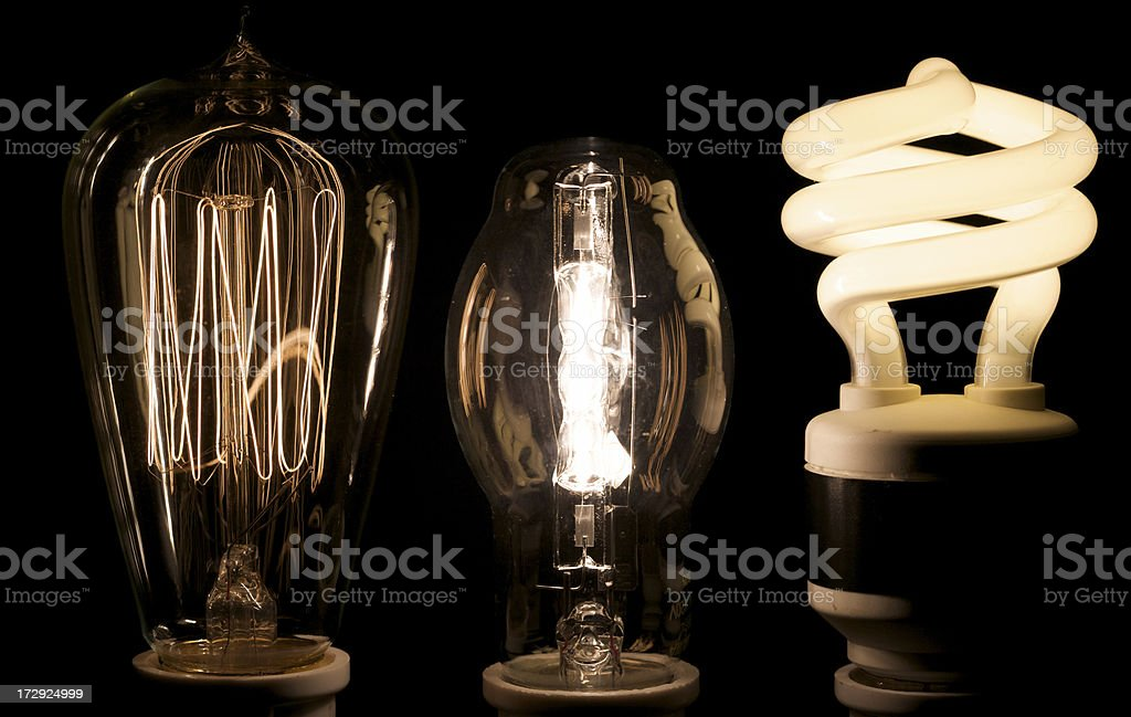 History of light royalty-free stock photo
