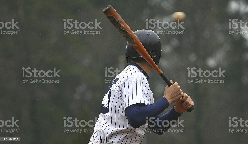 Hitter stock photo
