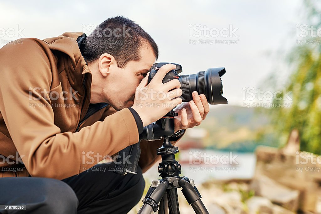 hobby makes me feel great stock photo