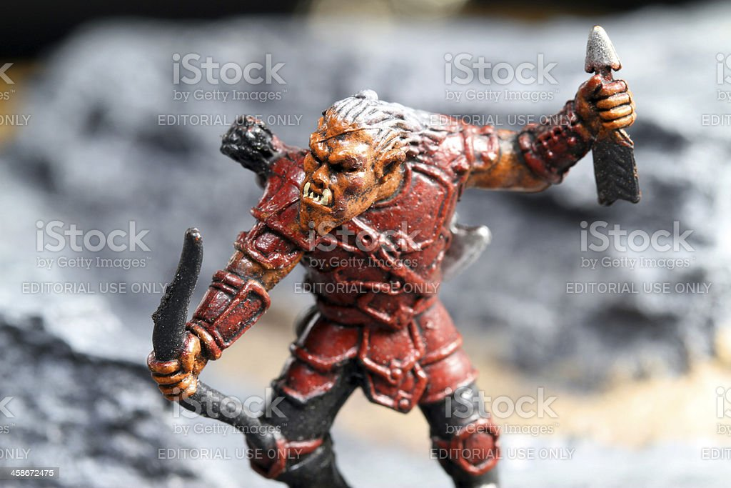 Hobgoblin stock photo