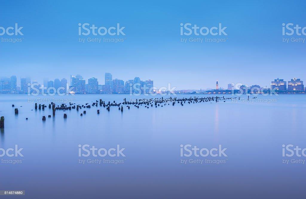 Hoboken stock photo