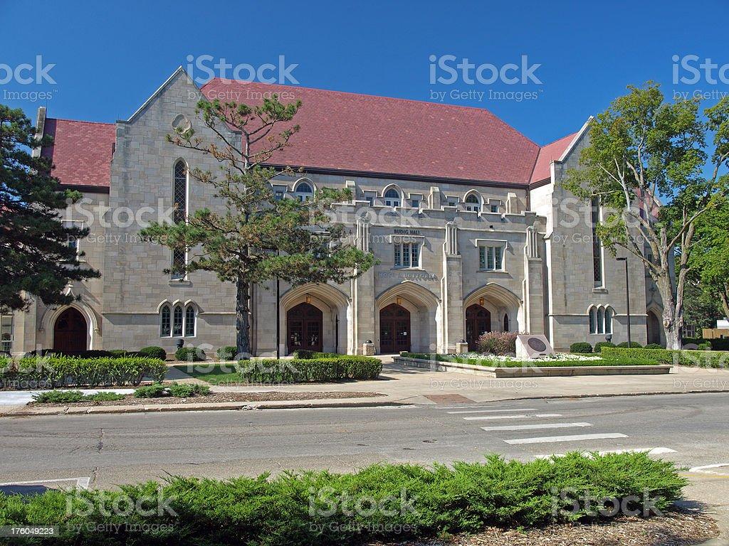 Hoch Auditoria royalty-free stock photo