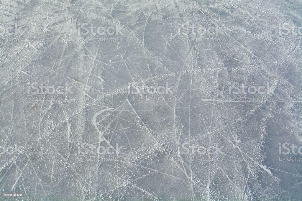 Hockey Ice stock photo