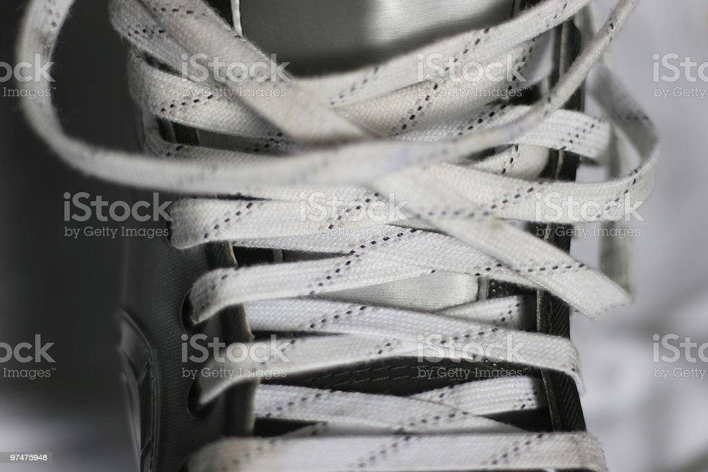 Hockey Skate I royalty-free stock photo