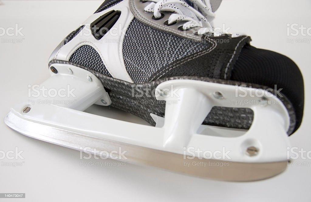 Hockey skates royalty-free stock photo