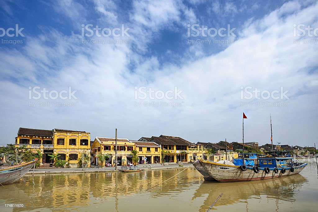 Hoi An royalty-free stock photo