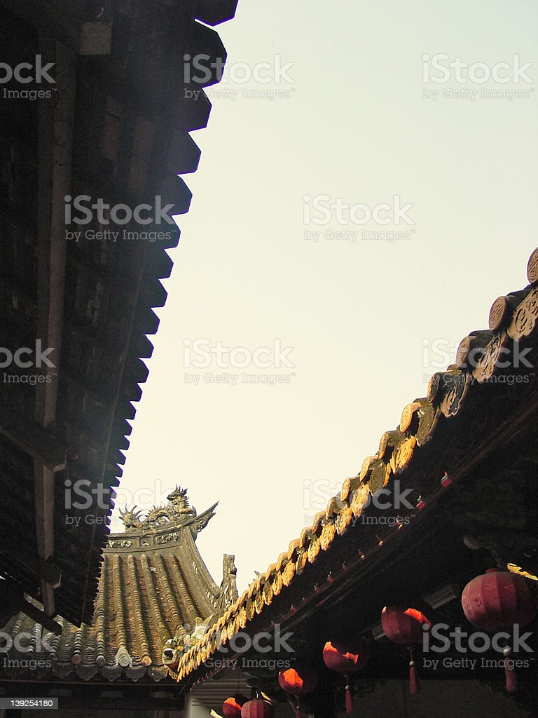 Hoi An Shrine - Vietnam stock photo