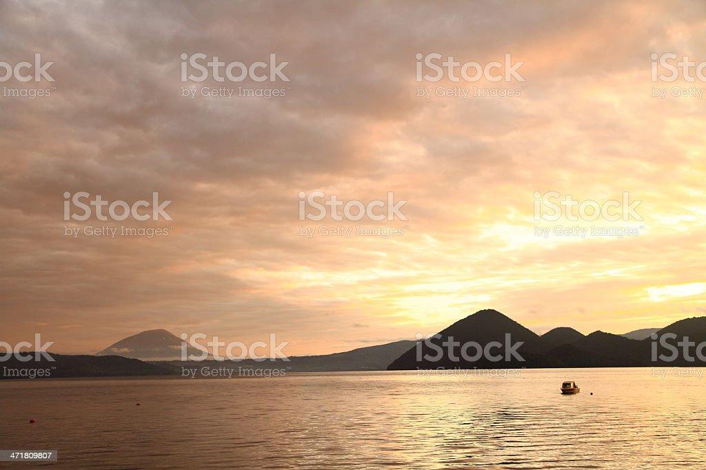 Hokkaido royalty-free stock photo