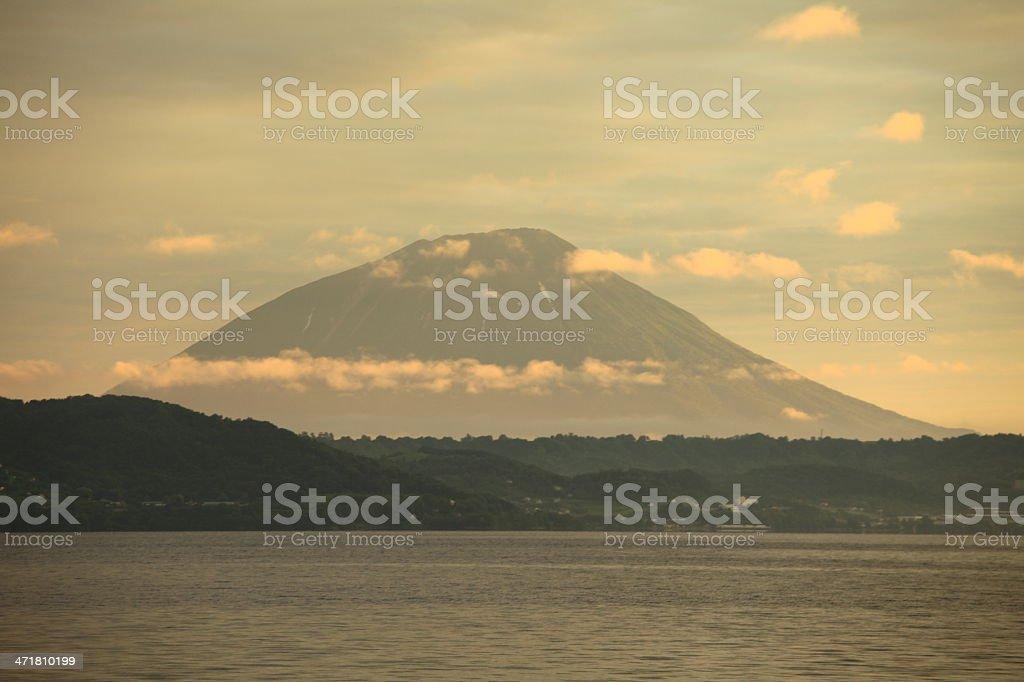Hokkaido stock photo