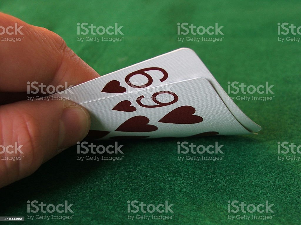 Hold'em: 69 royalty-free stock photo