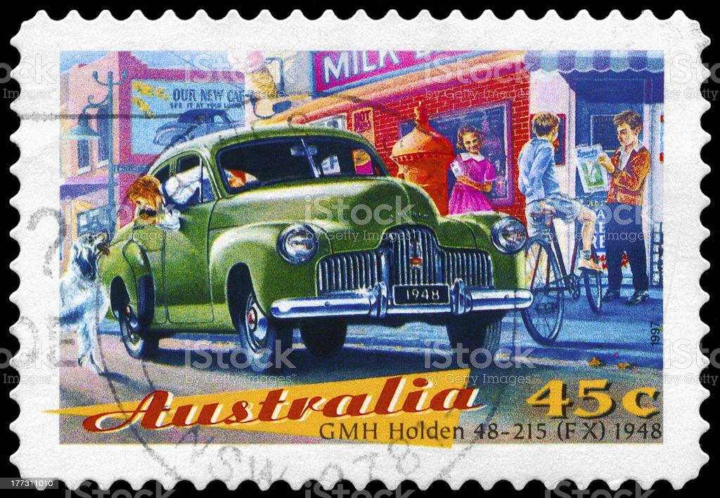GMH Holden stock photo