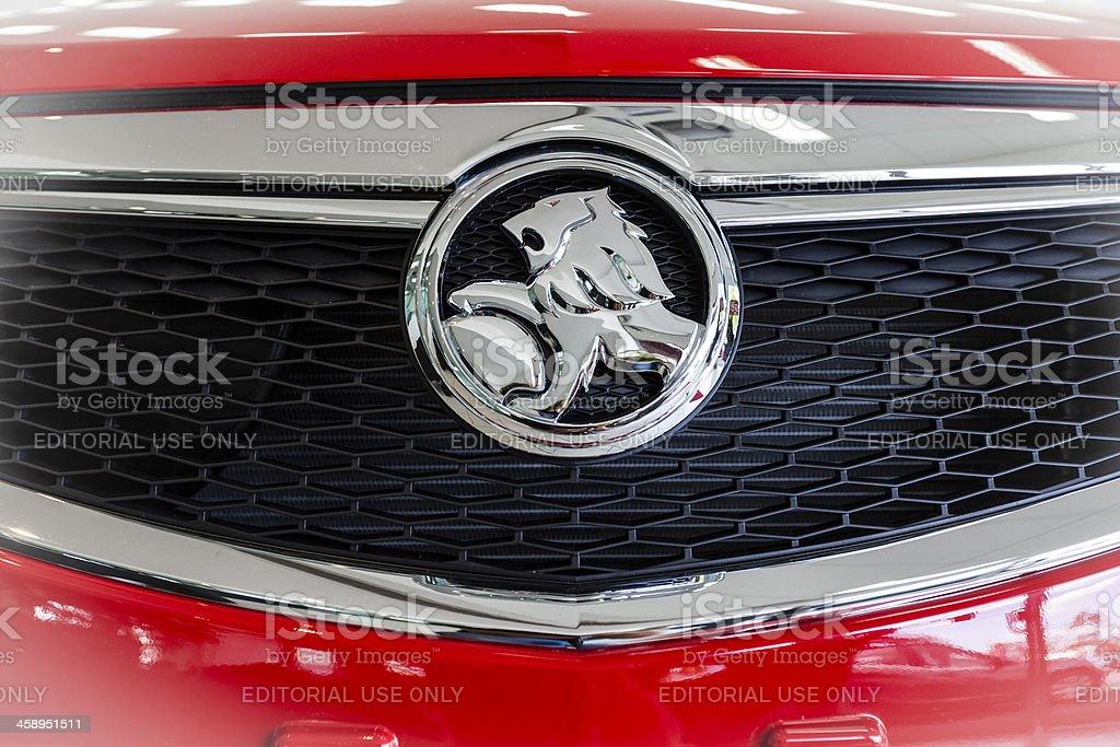 Holden stock photo